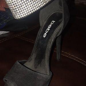bebe Shoes - Bebe Woman's heels size 5